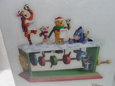 2006 Hallmark Keepsake Pooh Bells Winnie The Pooh Christmas Table Decoration
