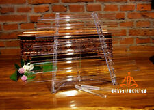 crystal singing bowl harp clear purity quartz harp with 8 notes C D E F G A B C