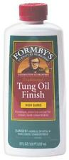 FORMBY'S Minwax 8 oz (8 Ounce) High Gloss Tung Oil  30066