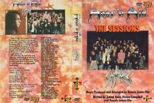 Dio Hear And Aid Sessions We Are Stars rare DVD