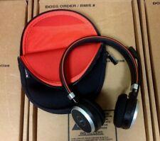 Jabra Evolve 65 UC Stereo Wireless Bluetooth Headset W/ Bag
