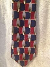 Graham And Lockwood London England Tie Necktie