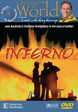 GRAINGER'S WORLD - INFERNO (FRONTLINE FIRE FIGHTING DOCUMENTARY DRAMA) DVD