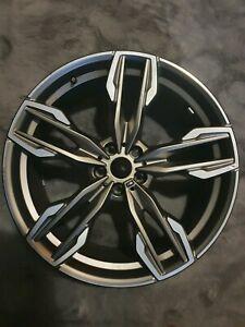 "BMW X3 G01 X4 G02 Style 718M 21"""