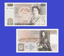 GREAT BRITAIN ENGLAND 50 PONUDS 1991. UNC - Reproduction