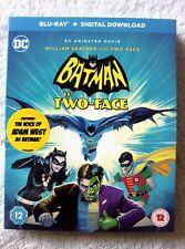 76245 Blu-ray - Batman Vs Two-Face [NEW / SEALED]  2017  5000243441