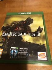 Dark Souls III for Microsoft Xbox One -
