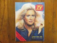 Dec-1982 Chicago Tribune TV Week Magazine(JOAN VAN ARK/JOE PISCOPO/KNOTS LANDING