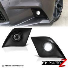 """F-Sport Model"" Fit 2014-16 Lexus IS250 IS350 LED DRL Fog Light Kit Bezel Wiring"