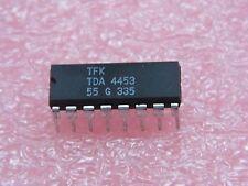 TDA 4453 ~ TDA4453 ~ Video IF Amplifier for TV receiver & VTR appliances(PLA005)