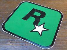 $ $ $ $ $ Rockstar Games Logo Vert Vinyle Autocollant Vancouver studio au Canada $ $ $ $ $