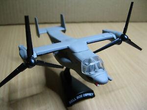 Bell Boe Osprey Militär Flugzeug Fertigmodell Metall 1:150