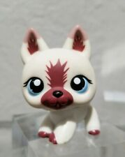 Authentic Littlest Pet Shop - Hasbro LPS - GERMAN SHEPARD DOG #1421