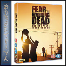 FEAR THE WALKING DEAD - COMPLETE SEASON 1   *BRAND NEW DVD***