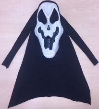 Easter Unlimited SCREAM Ghostface Mask GLOWS T-shirt material