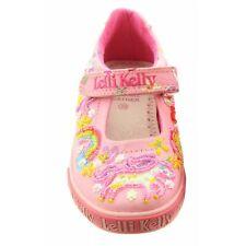 Size US 12 EU 30 Lelli Kelly LK9050 Pink Fantasy Unicorn Dolly Shoes