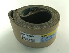 Hermes RB315 100 X 1820 mm 120 Grit cinturones de Silicona Para Vidrio-Paquete de 10