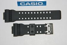 Casio GA-110C GENUINE Watch Band Rubber Greyish Black G-Shock GA-110C-1A GA-110