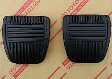 Landcruiser HJ75,FJ75,HZJ75,HZJ79-78 Pedal Pad Set. 1985-2006 Genuine