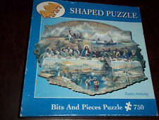 Last Supper Bits and Pieces Jigsaw Puzzle 750 Pieces
