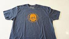 New DHD Wear Cycling T-Shirt Numbskull MTB T Shirt Indigo