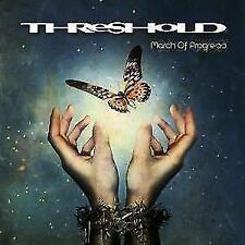 Threshold - March Of Progress (2014) CD - original verpackt - Neuware