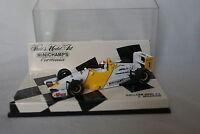 Minichamps 1/43 - Opel Dallara F3 MAASSEN + boîte