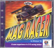 Mag Racer (PC, 1997, The Learning Company) - Free USA shipping!