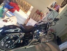 Motorcycle Pearl Vinyl or Metallic colors Flame Decal Kit - Harley Yamaha KZ