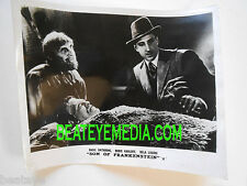 Boris Karloff-Photo-Movie Poster-Frankenstein-Horro r-Monster-Lugosi-Chaney-Tv