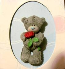 Me to You Tatty Teddy with Red Rose Pin New