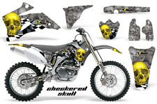 YAMAHA YZ 250F Graphic Kit AMR MX Racing YZ250F Decal Sticker Part 06-09 CHECKER