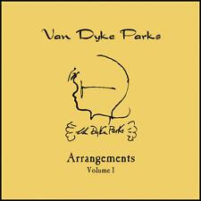 Van Dyke Parks - Arrangements Vol. 1 CD NEW Ry Cooder Arlo Guthrie Bonnie Raitt
