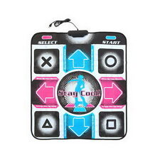 Non-Slip Dancing Step Dance Mat Pad Pads Dancer Blanket to PC with USB New CE