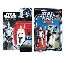 """STAR WARS DIRECTOR KRENNIC & SANDTROOPER Stormtrooper 3.75"""" toy figure set"""
