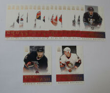2002-03 Crown Royale Hockey Rookie Royalty Set (1-20) Nash Spezza