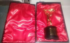 WWE Roman Reigns Seth Rollins Signed Slammy Superstar of the Year Inscribed