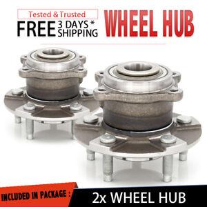 2x 512230 Rear Wheel Hub Bearing Assembly For 2002-2007 SATURN VUE Pair L+R