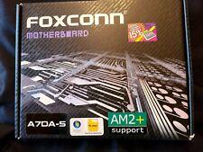 Foxconn motherboard A7DA-S 3.0AMD 790GX Socket AM@/AM2+ DOR2