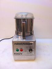 Robot Coupe Commercial Food Processor R302v With S Blade Included S6040