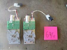 Lot Of 2 Used Single Column Motor For Vendo V540 Vmax Soda Machine Free Shipping