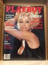 Playboy's Pam Anderson Elle MacPherson Christian Slater - NOVEMBER  1994 #2