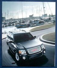 Prospekt brochure 2009 GMC Envoy (USA)