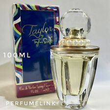 TAYLOR BY TAYLOR SWIFT 100ml EDP Spray Women's Perfume (100% Genuine )