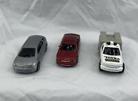 Lot Of 3 Maisto 1:64 Die-cast Buick Centieme Concept, Dodge Charger, Tonka Truck