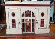 PRE WAR METAL LIONEL CITY NO. 115 TRAIN STATION