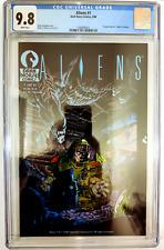 Aliens #1 - Dark Horse Comics - 5/88 - CGC 9.8 - Mark A. Nelson - Mark Verheiden