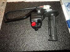 DERBI SENDA Clutch Grip + Instruments Left Complete Genuine 00h01007141