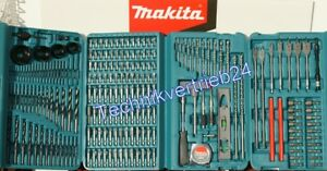 216-teiliges Makita Bit- und Bohrerset - das Mega-Set von Makita