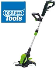 DRAPER 550W ELECTRIC GARDEN GRASS WEED STRIMMER AUTO FEED TRIMMER EDGE CUTTER